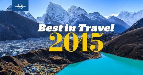 Mejores destinos viajar 2015 segun Lonely Planet