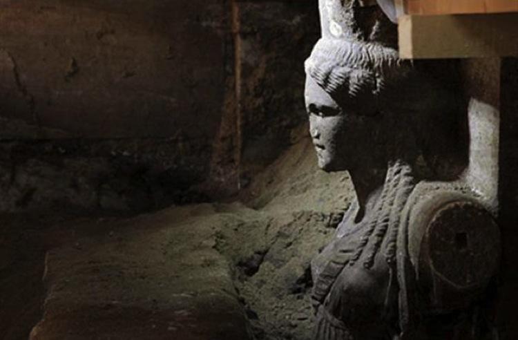 Encuentran los restos de Filipo II de Macedonia, padre de Alejandro Magno