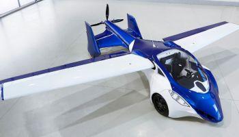 El coche volante ya está aquí: AeroMobil 3