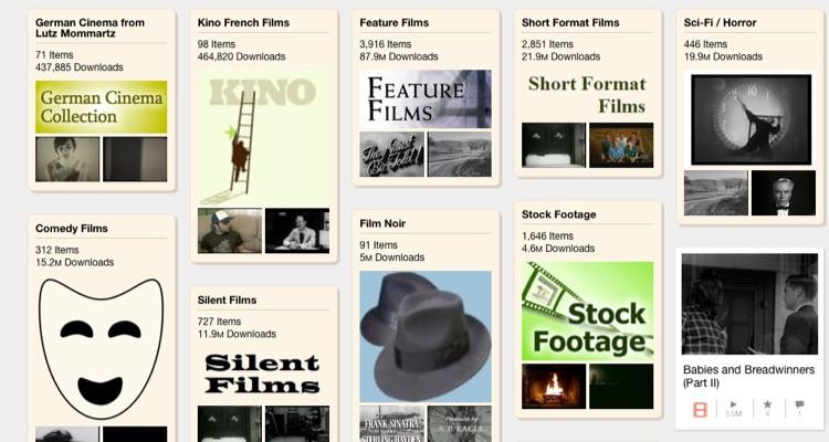 Películas clásicas de dominio público