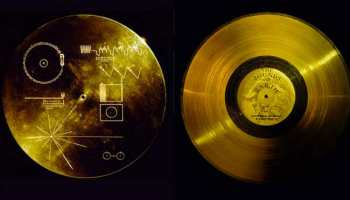 The Golden Record, el disco que se envío en la sonda Voyager 1