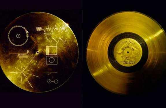 The Golden Record, el disco que se envío en la sonda Voyager 1