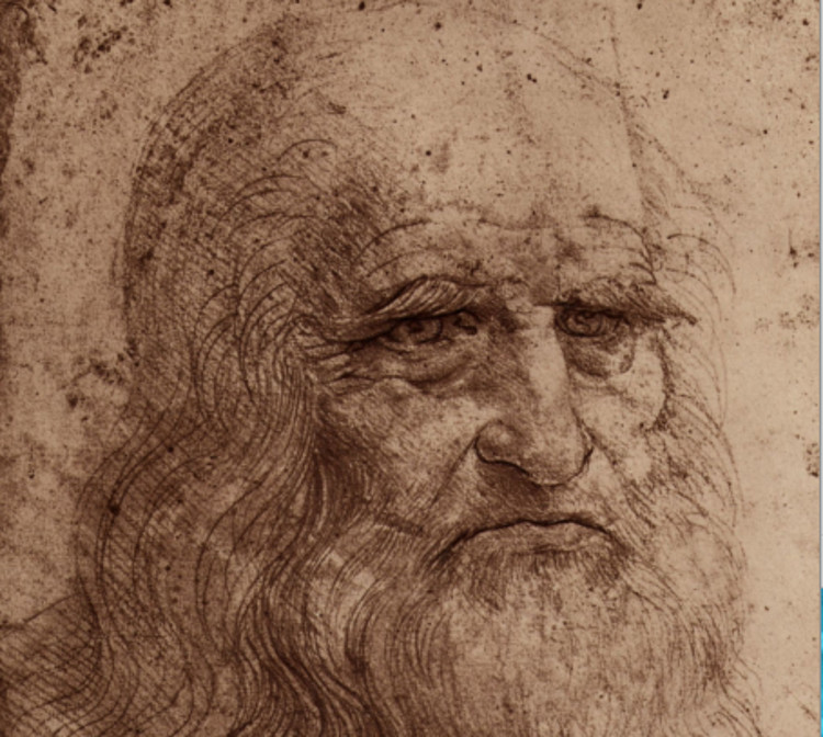 encuentran agenda tareas pendientes Leonardo da Vinci 3