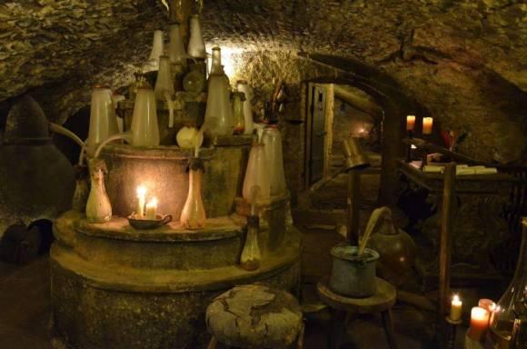 Magia alquimia vieja Praga 4