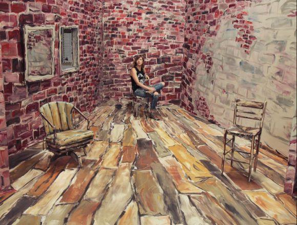Asombrosas pinturas Alexa Meade 4