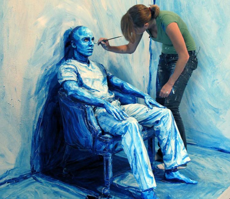 Asombrosas pinturas Alexa Meade 6