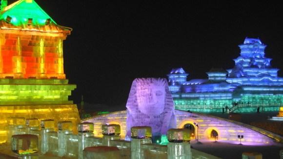 Harbin festival hielo nieve 2