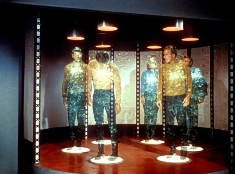 Inventan el teletransporte de objetos inanimados 1