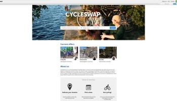 Cycleswap, un couchsurfing en Ámsterdam para alquilar bicicletas 2