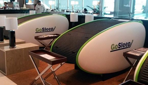 GoSleep nuevas capsulas dormir aeropuertos 2