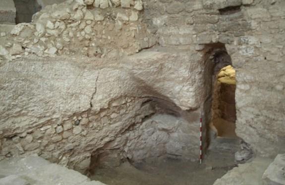 Redescubierta la casa de Jesús en Nazaret 1