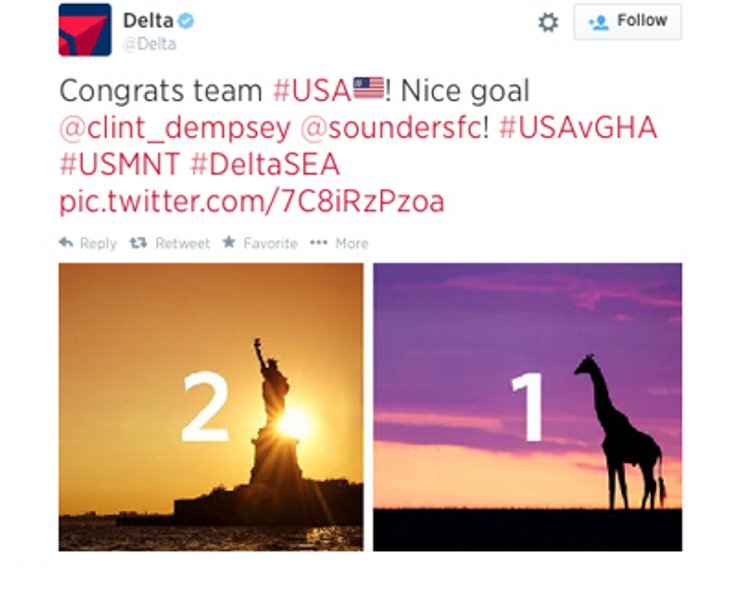 El absurdo escándalo de Ghana y Delta Airlines por una jirafa