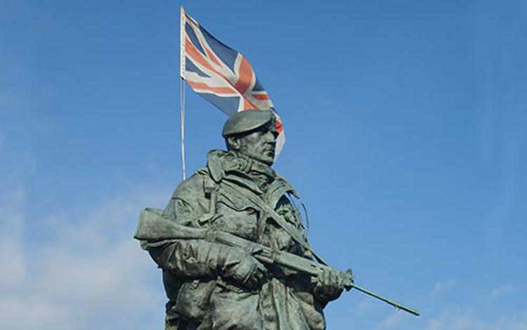El Museo de los Royal Marines en su 350º aniversario