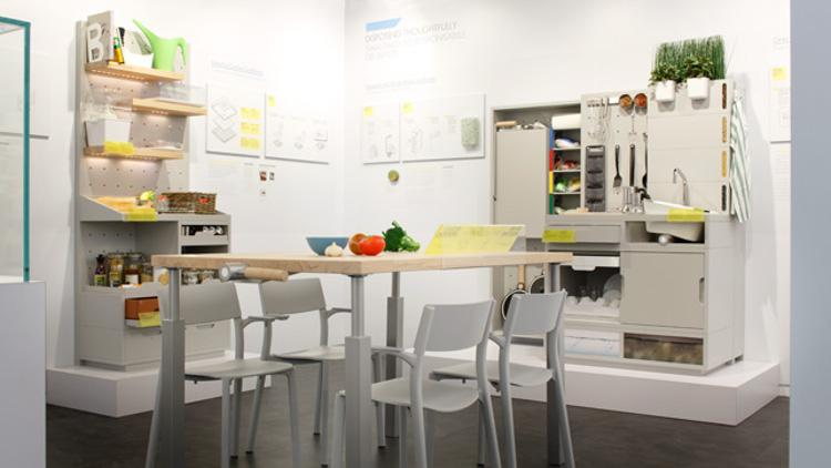 Inventan cocina que identifica los alimentos y sugiere recetas