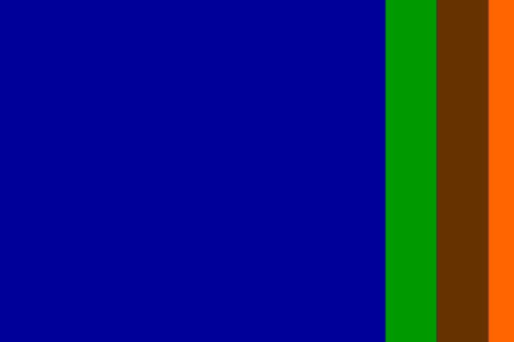 Crean bandera representar toda Tierra 8