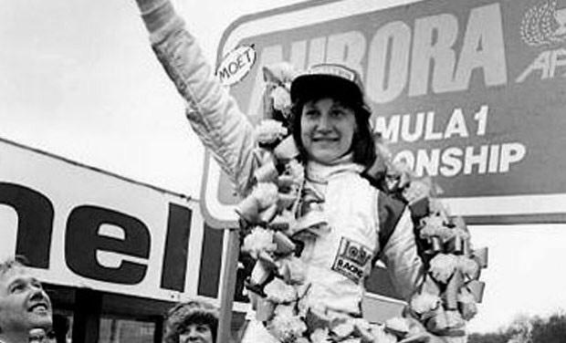 Desiré Wilson, la única mujer que ha ganado una carrera de Fórmula 1