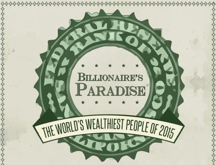 Infografía: las diez personas más ricas del mundo