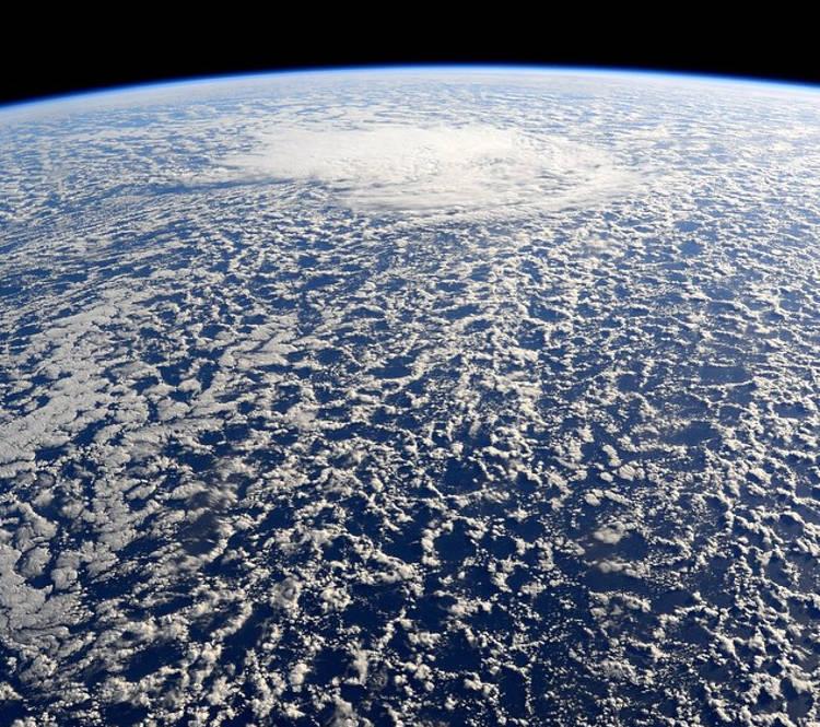 Espectaculares fotos sacadas por astronauta 5