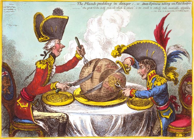 3 exposiciones sobre Waterloo y Napoleón