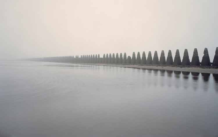 The Last Stand: imágenes de las huellas de la Segunda Guerra Mundial en el paisaje
