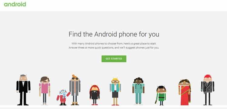 Which Phone, la herramienta que encuentra tu smartphone Android por ti