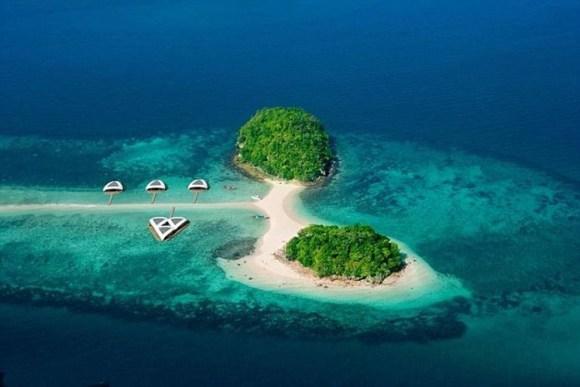 SeaScape villas flotantes 3