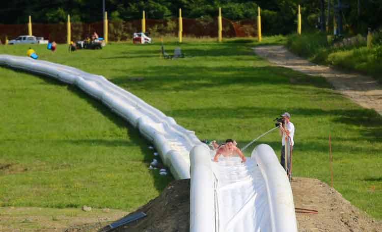 los toboganes gigantes de la universidad tcnica de munich