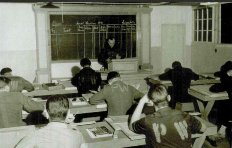 Fritz Ritz campos concentracion texanos prisioneros alemanes 3