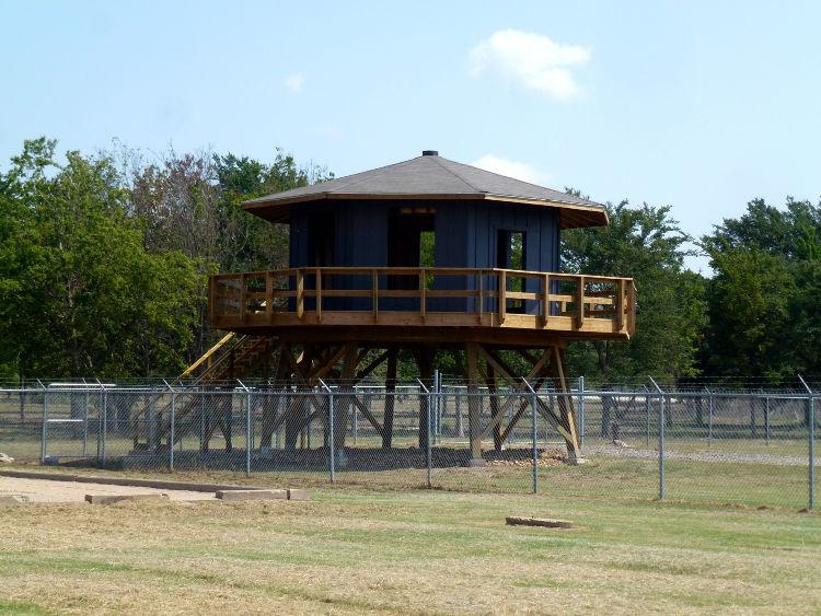 Fritz Ritz campos concentracion texanos prisioneros alemanes 4