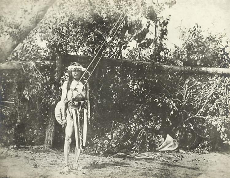 Danza Sol atroz ritual indios americanos 1