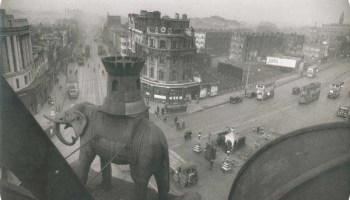 el elefante y el castillo