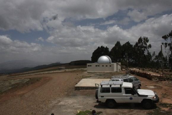 Etiopia programa espacial