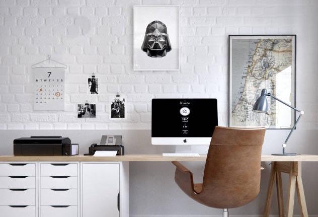 La red social que te ayuda a tener el escritorio perfecto