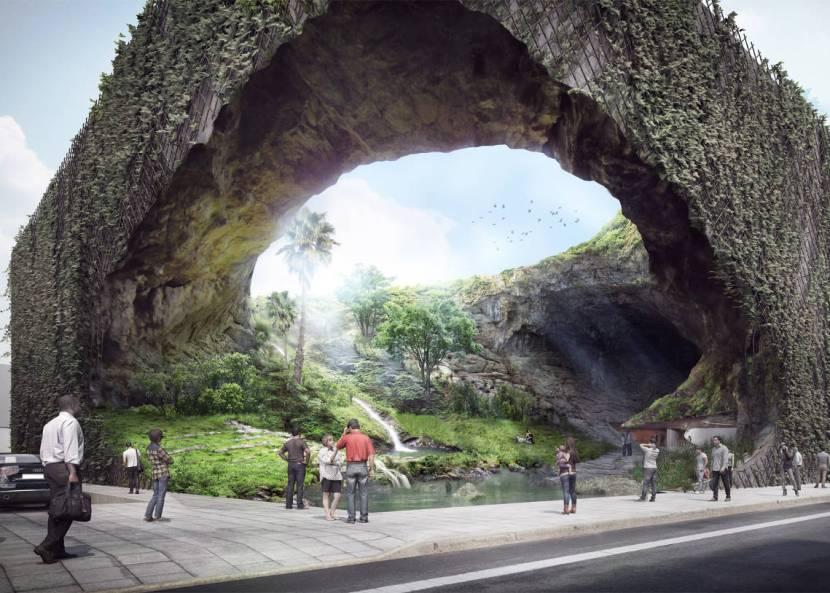 Asi sera nuevo espectacular Museo Conocimiento Indigena Manila