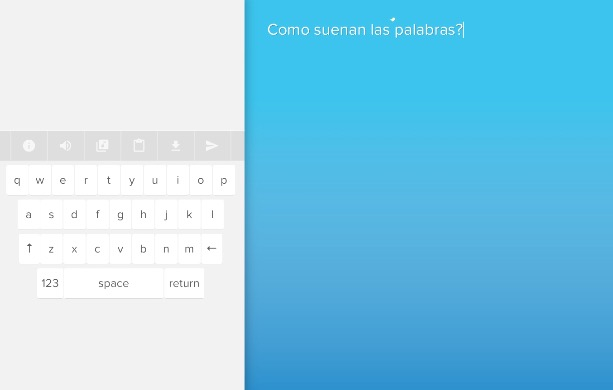 Componer melodías a partir de textos con Typatone