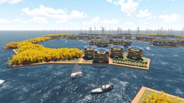 Concurso proyectos ciudades flotantes 3