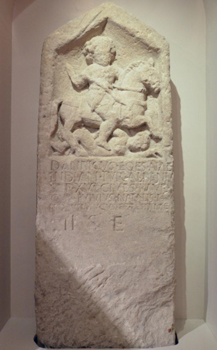 Siete maravillas romanas Cirnium Museum ingles 1