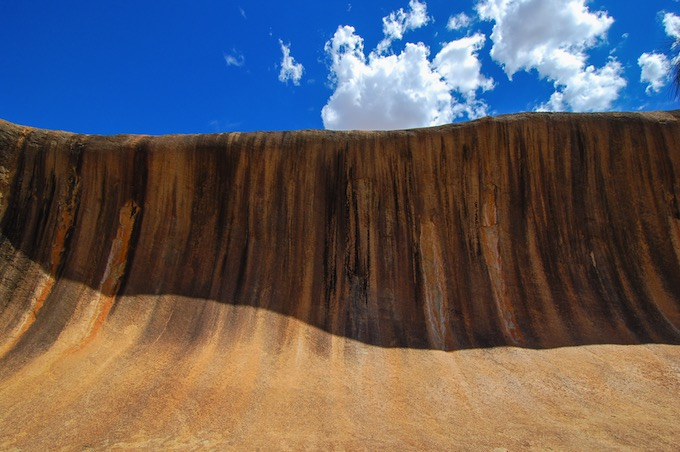 Wave Rock / Shutterstock