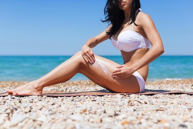 La crema solar que usamos en la playa está destruyendo los corales