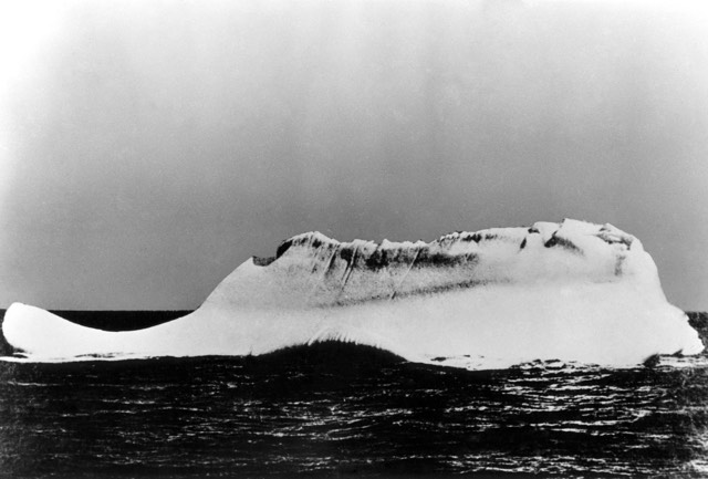 Foto tomada por el capitán William de Carteret a bordo del Minia