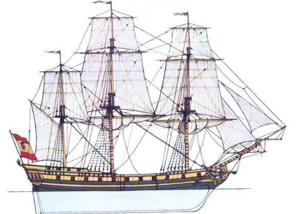 Barco guerra elefante bordo