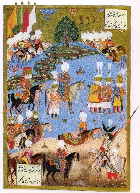 Encuentran tumba Soleiman Magnifico 1