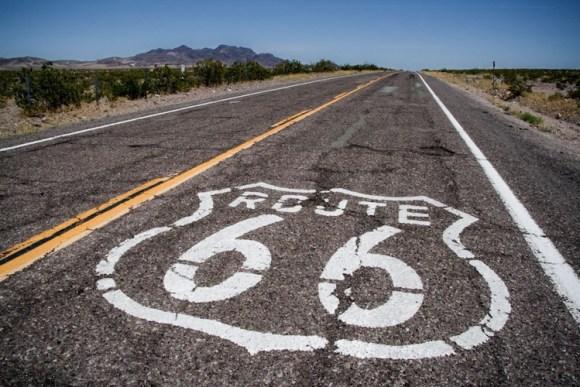 Ruta 66 / foto Shutterstock