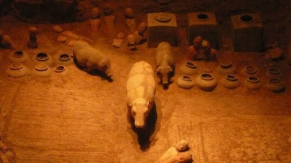 Descubren te antiguo historia tumba emperador chino 1