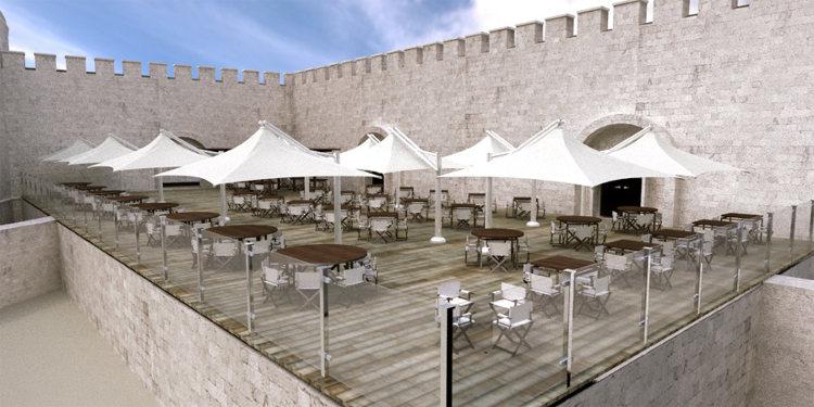 Mamula prision II Guerra Mundial convertida hotel lujo 2