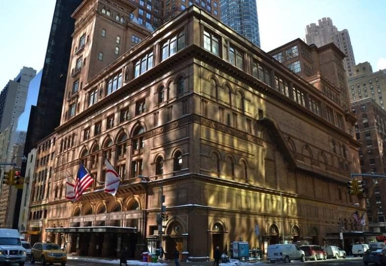 Carnegie Hall / Foto Shutterstock