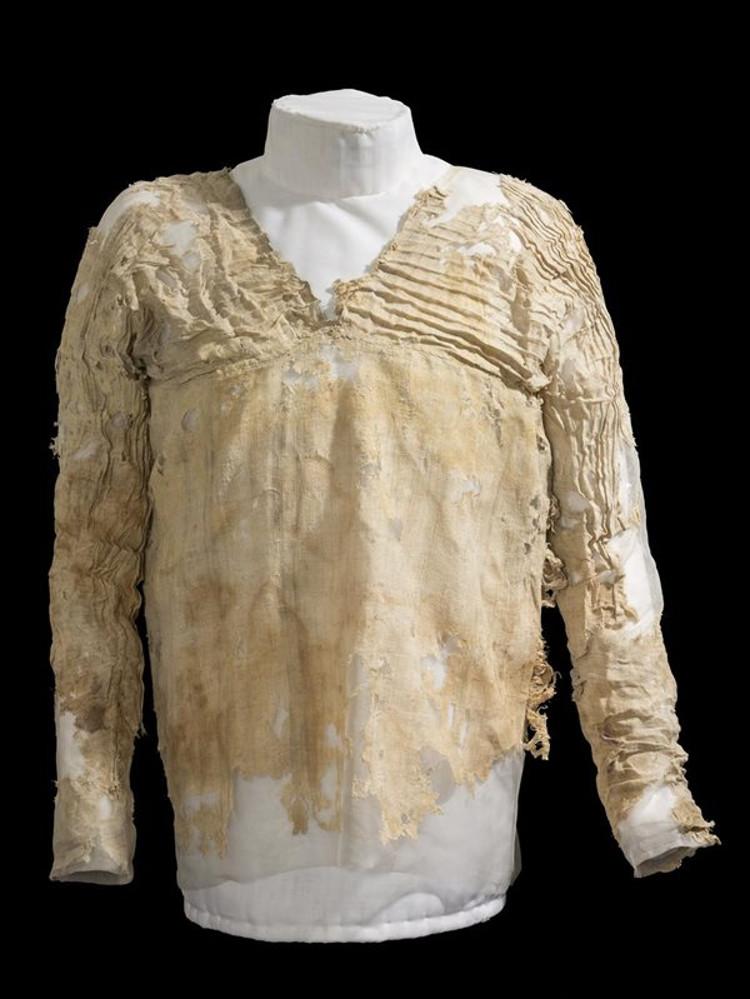 Encuentra Egipto vestido mas antiguo Historia 1
