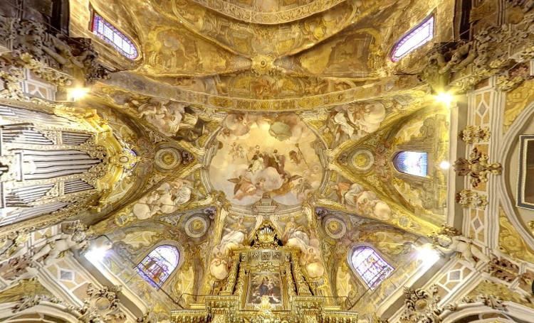 Espectacular restauración de la iglesia valenciana de San Nicolás de Bari