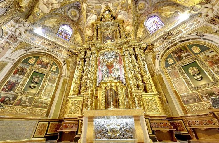 Espectacular restauracion iglesia valenciana San Nicolas Bari 1