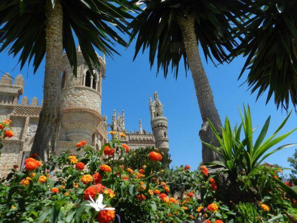 Insolito Castillo Monumento Colomares 1
